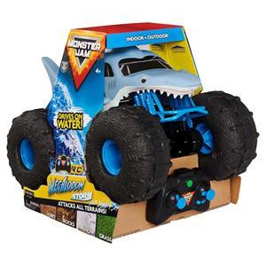 Monster Jam Megalodon Anfibio Radio Control Bizak 61926687