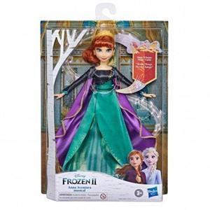Muñeca Frozen II Anna Cantarina Hasbro 8881E