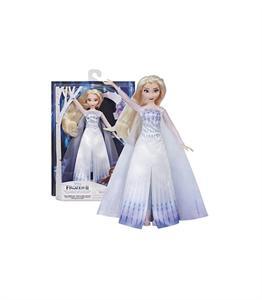 Muñeca Frozen II Elsa Cantarina Hasbro 8880E