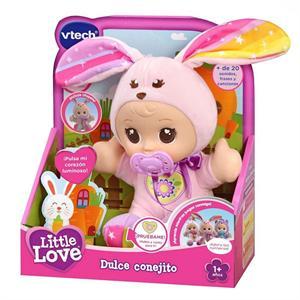 Muñeca Little Love Dulce Conejito Vtech 526522