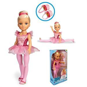 Muñeca Nancy Un Dia de Ballet 43cm Famosa 715543