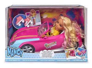 Muñeca Nancy un Dia en California con su Fabuloso Coche Descapotable Famosa 715788