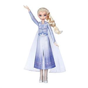 Muñeca Princesa Frozen 2 Elsa Cantarina 30cm Hasbro 6852E