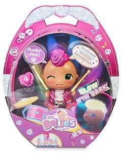 Muñecas Bellies Punky Pink Famosa 716273