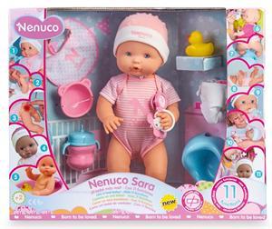 Muñeco Nenuco Sara con 11 Funciones Famosa 715154