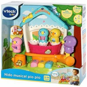 Nido Musical Pio Pio con Luz y Sonidos Vtech 522422