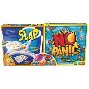 Pack Juego Slap+No Panic Goliath 914530