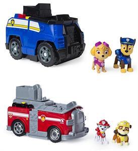 Paw Patrol Vehiculo Split Second Bizak 61926789