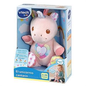 Peluche El Unicornio Cantarin Vtech 528122
