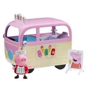 Peppa Pig Caravana Heladería Bandai 7153CO