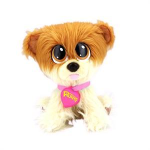 Perro Rescue Runts Pomeranian Bandai 19012KD