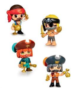 Pin y Pon Figura Piratas Famosa 715581