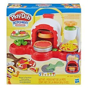 Play-Doh Horno de Pizzas Hasbro 4576E
