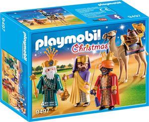 Playmobil Christmas Reyes Magos 9497