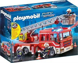 Playmobil City Action Camión de Bomberos 9463