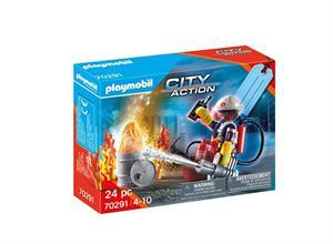 Playmobil City Action Set Bomberos 70291