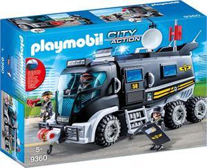 Playmobil City Action Vehiculo con luz Led y módulo de sonido 9360