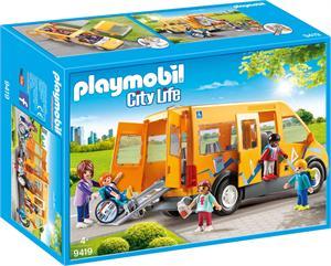 Playmobil City Life Autobús Escolar 9419
