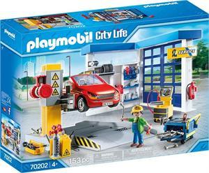 Playmobil City Life Garaje 70202