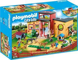 Playmobil City Live Hotel de Mascotas 9275