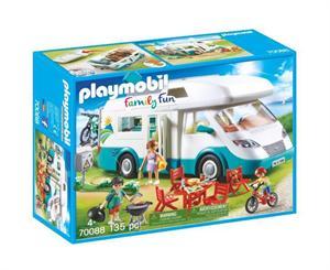 Playmobil Family Fun Caravana de Verano 70088