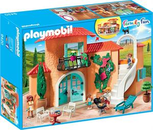 Playmobil Family Fun Chalet 9420