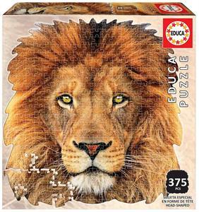 Puzzle León Silueta 367 piezas Educa 18653