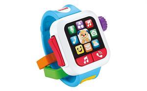 Reloj Fisher Price Smartwatch Hora de Aprender con Luz y Sonido Mattel 40GMM