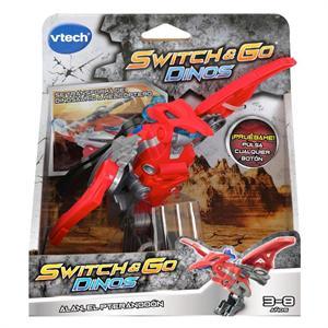 Switch Go Dinos Alan l Pteranodón Vtech 1921