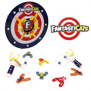Tirachinas Fantasticats Pack de Batalla Goliath 33140