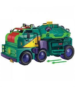 Vehiculo Tortuga Ninja Turtle Tank Giochi Preziosi 6101TUAB