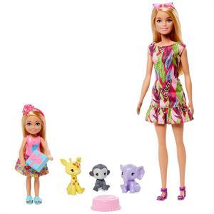 Barbie y Chelsea El Cumpleaños Mattel 82GTM