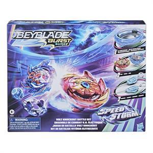 Beyblade Juego de Batalla Volt Knockout Hasbro 525F