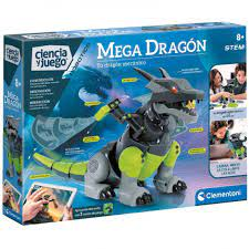 Ciencia y Juego Mega Dragón Clementoni 554218