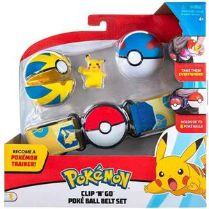 Cinturon Pokemon Ataque Bizak 63227236