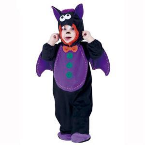 Disfraz Baby Bat Infantil Talla-T 1 a 2 años Rubie's S8504-T
