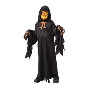 Disfraz Calabaza Poseida Infantil Talla-L 8 a 10 años Rubie's 700921-L