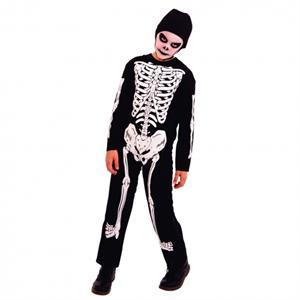 Disfraz Esqueleto Infantil Talla-L 8 a 10 años Rubie's S8516-L