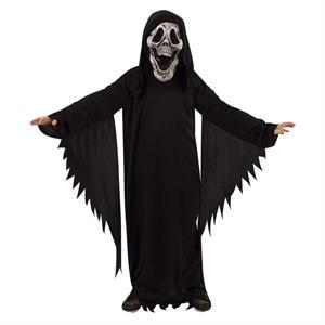 Disfraz Fantasma Skull Talla-L 8 a 10 años Rubie'es S8560-L