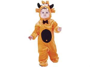 Disfraz Mon-Tuo Naranja Infantil Talla-I 6 a 12 meses Rubie's S8501I