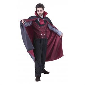 Disfraz Mr. Conde Dracula Adulto Talla-Única Rubie´s S8521