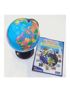 Esfera Terrestre 21,2x32,5x21,2cm Science 80001006