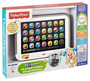 Fisher Preice Mi Primera Tablet Mattel 61CDG