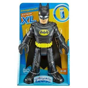 Imaginext Mega Figura Articulada Batman 25cm Mattel 42GPT