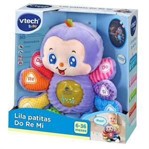 Lila Patitas Do Re Mi Vtech 528622