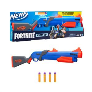 Nerf Pistola Fortnite Pump SG Hasbro 318F