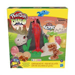 Play-Doh Isla Del Volcan Hasbro 1500F