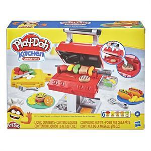 Play-Doh Súper Barbacoa Hasbro 652F