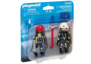 Playmobil City Action Bomberos 70081