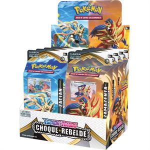 Pokémon Baraja Espada y Escudo Choque Rebelde BANPC50099